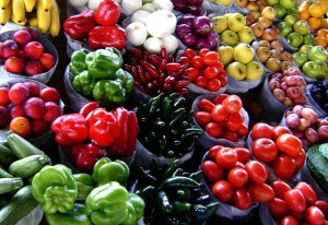 Des aliments sains, appétissants et bon: à privilégier Copyright: Patrick Feller