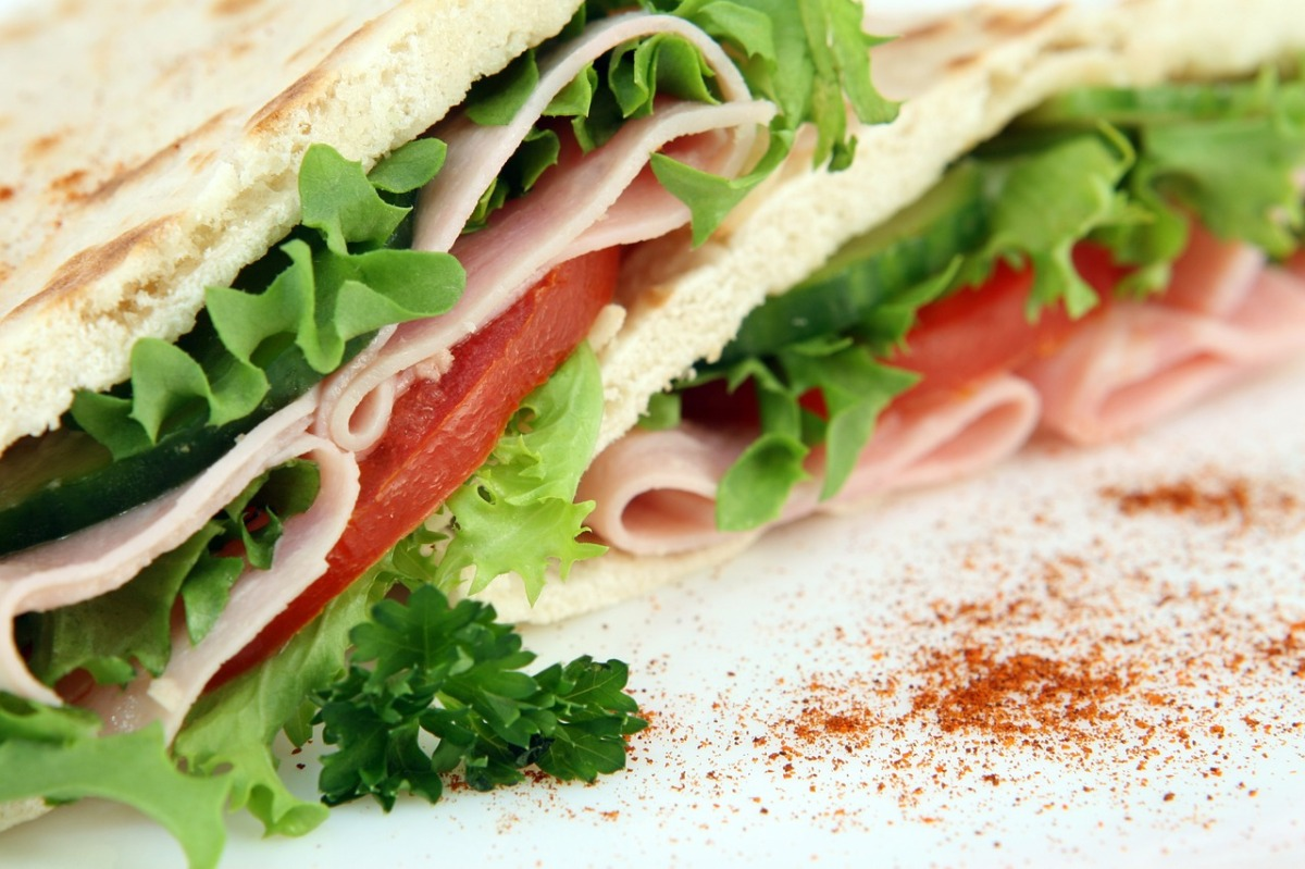 Comment faire un sandwich équilibré – L'entrainement 3
