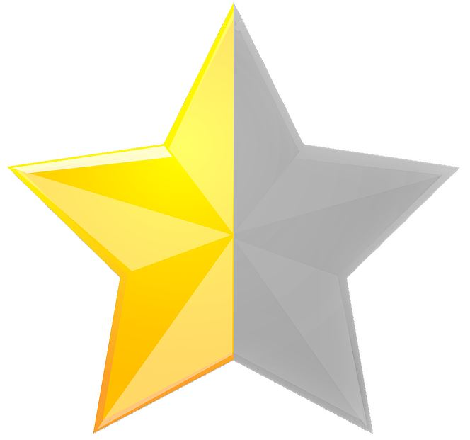 Demi étoile
